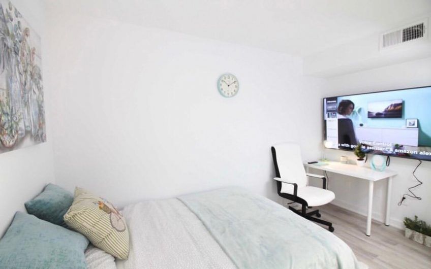 Luxury Bedroom at King and Bathurst /