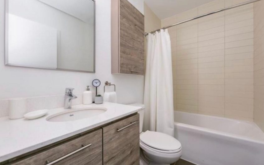 Master Bedroom with Privare Bathroom  in Downtown