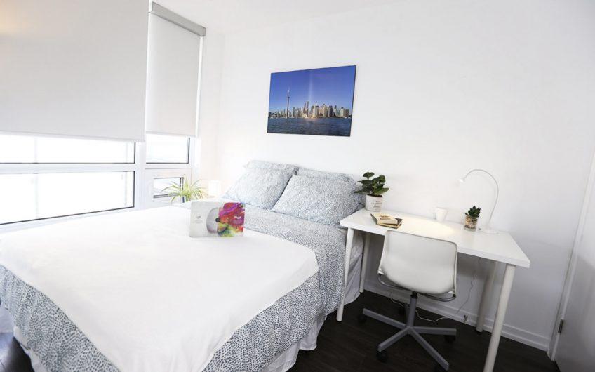 Deluxe room – Liberty Village